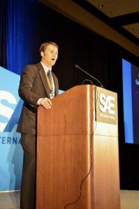 Chad Musser, SAE Conference Chair